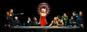 free battlestar galactica last supper facebook cover