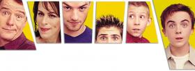 free tv series malcolm in the middle characters facebook cover