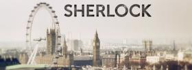 tv shows sherlock and carousel facebook cover
