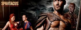 free tv shows spartacus facebook cover