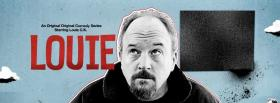 original comedy series louie facebook cover