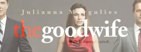 tv shows the good wife facebook cover