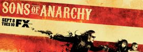 tv shows sons of anarchy facebook cover