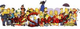free the whole cast of the simpsons facebook cover