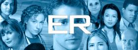 free tv shows er in blue facebook cover
