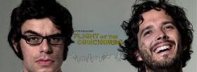 crew of flight of the conchords facebook cover