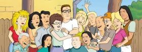 free tv shows king of the hill crew facebook cover