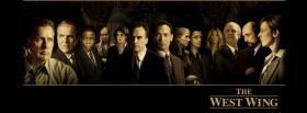 free tv show the west wing characters facebook cover