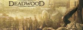 tv shows deadwood facebook cover