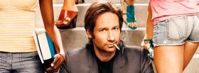 hank moody with schoolgirls facebook cover