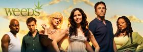 tv shows cast of weeds facebook cover