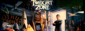 tv shows the twilight zone facebook cover