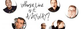 tv shows whose line is it anyway facebook cover
