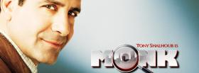 tv shows monk facebook cover