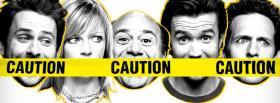caution its always funny in philadelphia facebook cover