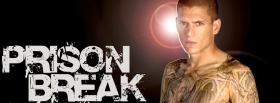 prison break with wentworth miller facebook cover