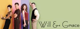 tv shows will and grace facebook cover
