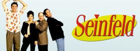 free tv shows seinfeld facebook cover