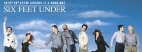 free tv shows six feet under facebook cover