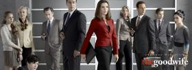 tv shows the goodwife crew facebook cover