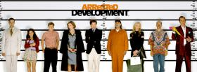 free arrested development cast facebook cover