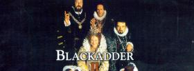 free blackadder 2 cast facebook cover