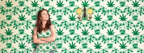 tv shows weeds on the wall facebook cover