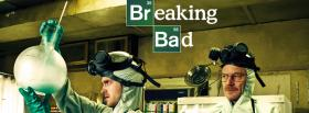breaking bad in the laboratory facebook cover