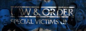 law and order special victims unit facebook cover