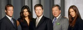 tv series boston legal facebook cover