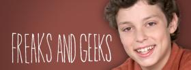 tv shows freaks and geeks facebook cover