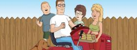free tv shows king of the hill on tractor facebook cover