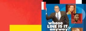 whose line is it anyway facebook cover