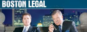 free boston legal men sitting facebook cover
