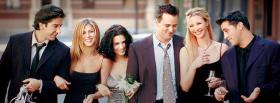 free tv shows cast of friends facebook cover
