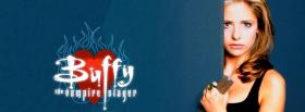 buffy in buffy the vampire slayer facebook cover