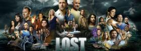 the cast of tv show lost facebook cover