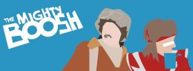 free the mighty boosh facebook cover