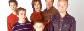 free tv shows malcolm in the middle family facebook cover