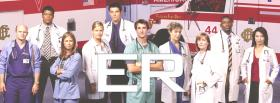characters in er tv shows facebook cover