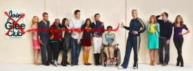 free join the glee club tv shows facebook cover