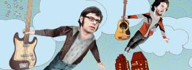 tv series flight of the conchords facebook cover