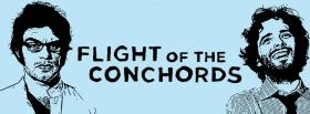 tv shows flight of the conchords facebook cover