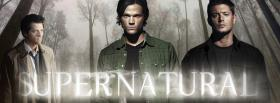 tv shows supernatural in the woods facebook cover