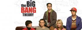 free the big bang theory facebook cover