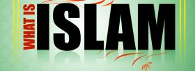 free what is islam facebook cover
