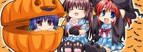 free manga in a pumpkin facebook cover