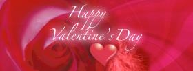 free happy valentines day facebook cover