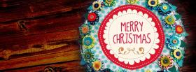 Merry Fb Christmas facebook cover