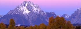 free grand tetons national park facebook cover